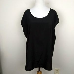 Forever 21 Black Top | sz XL